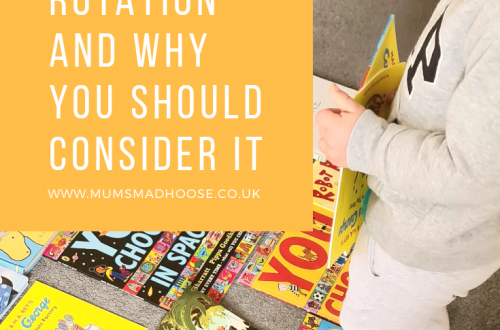 book rotation and why you should consider it