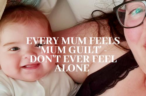 mum guilt is
