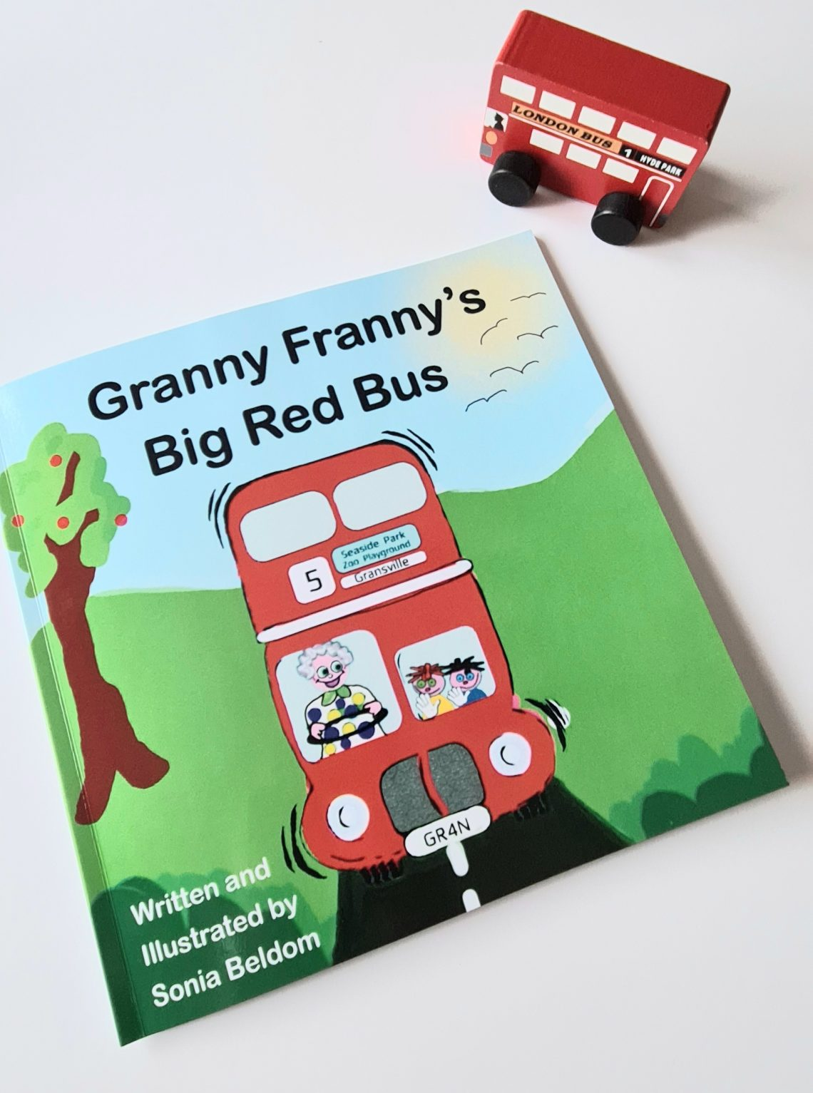 Granny Franny's Big Red Bus Review
