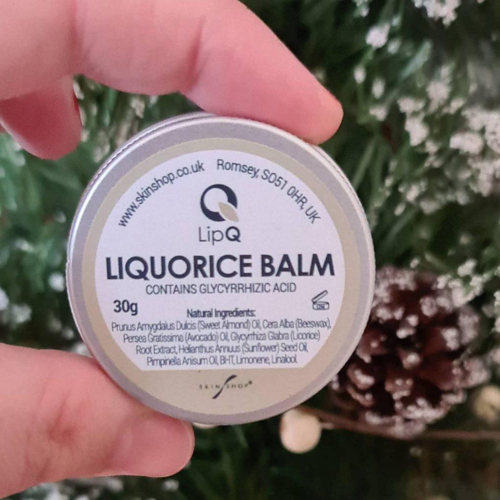 Liquorice Balm